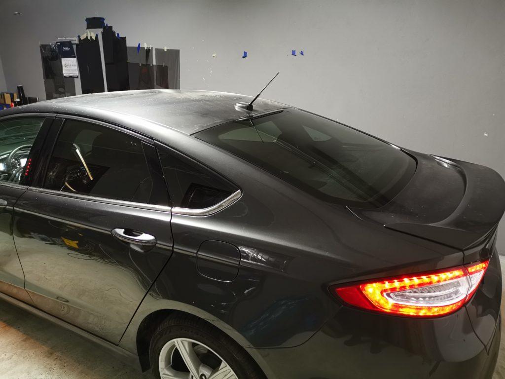 Przyciemnianie szyb - Ford Mondeo