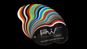 Wzornik folii PWF