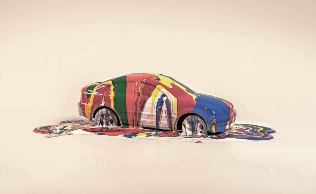 Lakier samochodowy